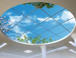 اجرای سقف آسمان مجازی
