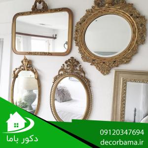 آینه های قدیمی و سنتی