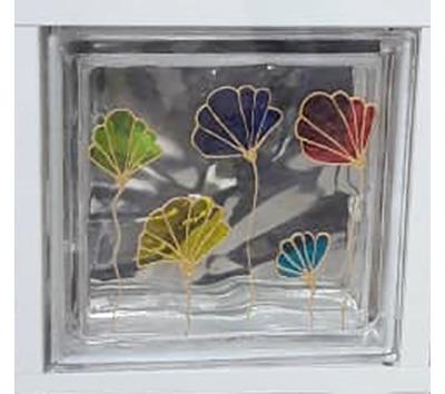 بلوک شیشه ای طرح دار ۲