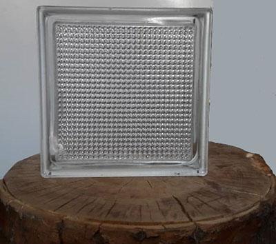 بلوک شیشه ای سفید a2