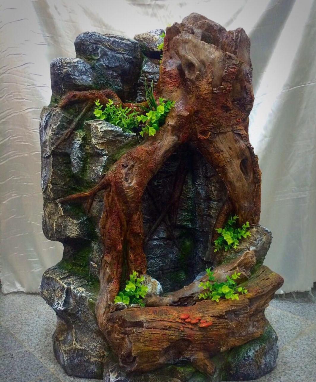 صخره ریشه