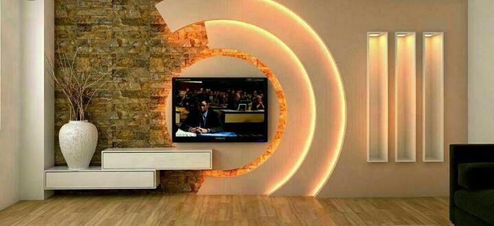 کناف TV room